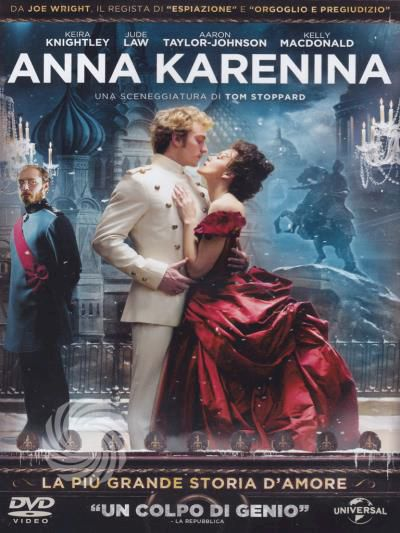 Anna Karenina - DVD - thumb - MediaWorld.it