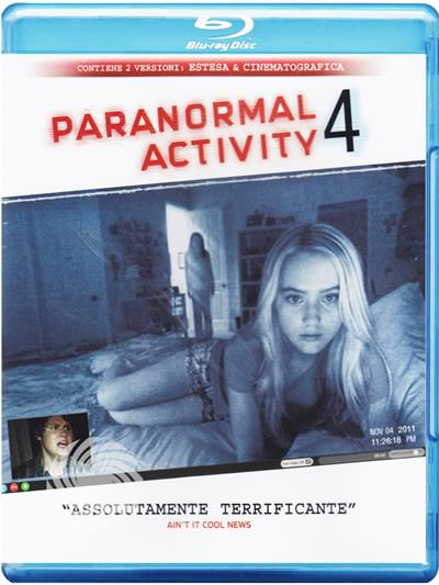 Paranormal activity 4 - Blu-Ray - thumb - MediaWorld.it