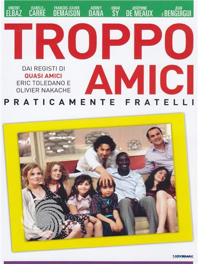 Troppo amici - DVD - thumb - MediaWorld.it