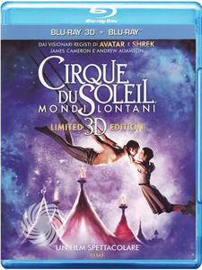 Cirque du soleil - Mondi lontani - Blu-Ray  3D - MediaWorld.it