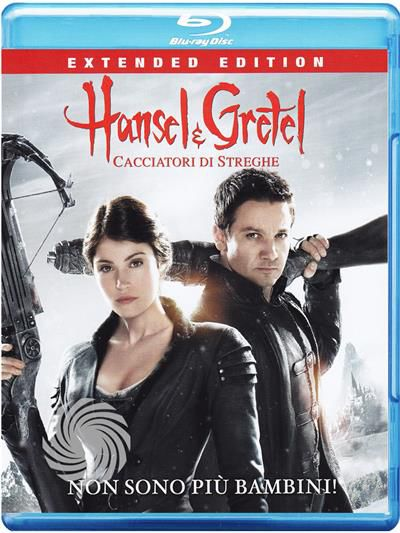 Hansel & Gretel - Cacciatori di streghe - Blu-Ray - thumb - MediaWorld.it