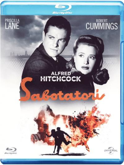 Sabotatori - Blu-Ray - thumb - MediaWorld.it