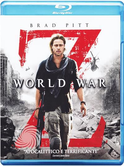 World war Z - Blu-Ray - thumb - MediaWorld.it