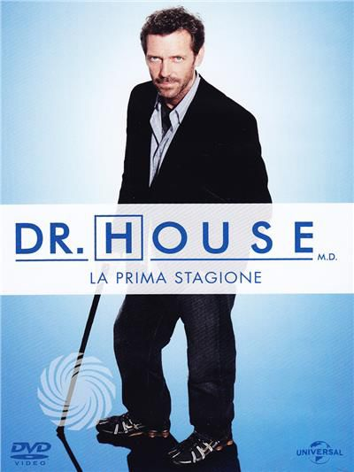 Dr. House - DVD - Stagione 1 - thumb - MediaWorld.it