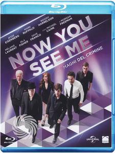 Now you see me - Blu-Ray - thumb - MediaWorld.it