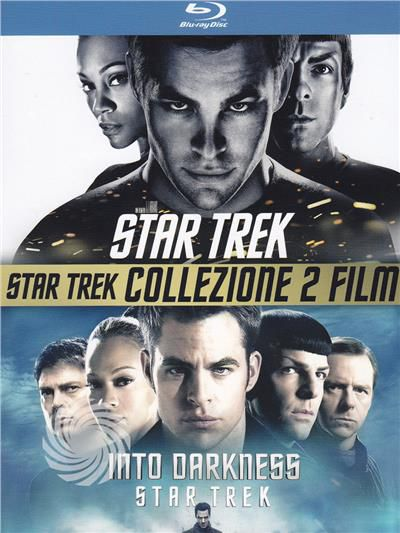 Star Trek + Into darkness - Star Trek - Blu-Ray - thumb - MediaWorld.it