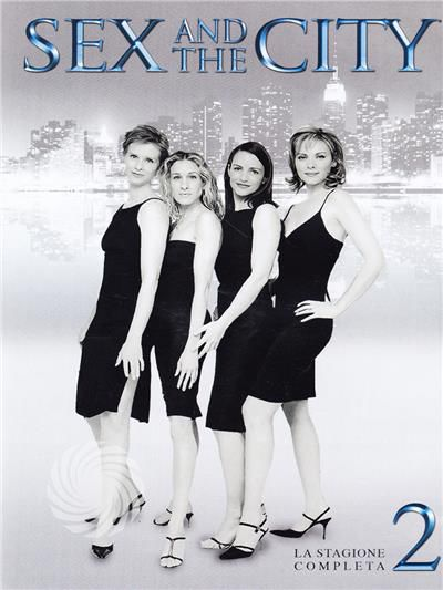 Sex and the city - DVD - Stagione 2 - thumb - MediaWorld.it