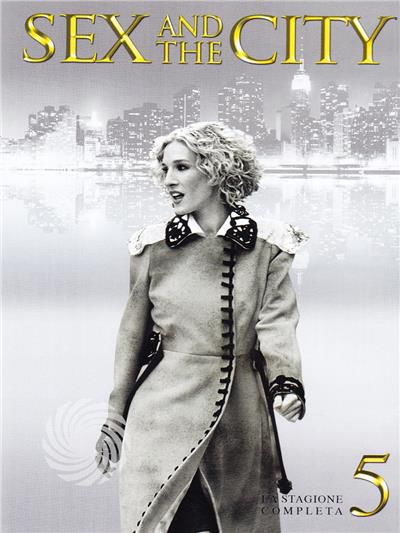 Sex and the city - DVD - Stagione 5 - thumb - MediaWorld.it