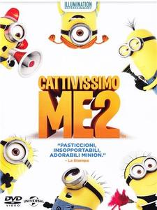 Cattivissimo me 2 - DVD - thumb - MediaWorld.it