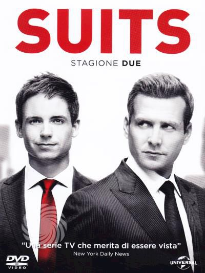 Suits - DVD - Stagione 2 - thumb - MediaWorld.it