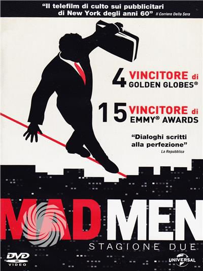 Mad men - DVD - Stagione 2 - thumb - MediaWorld.it