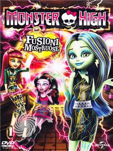 Monster high - Fusioni mostruose - DVD - thumb - MediaWorld.it