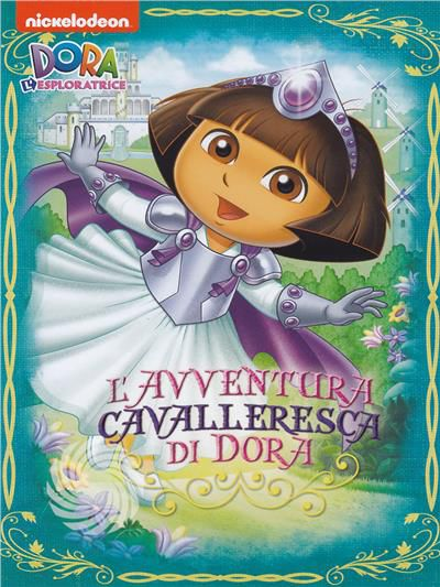 Dora l'esploratrice - Royal rescue - DVD - thumb - MediaWorld.it