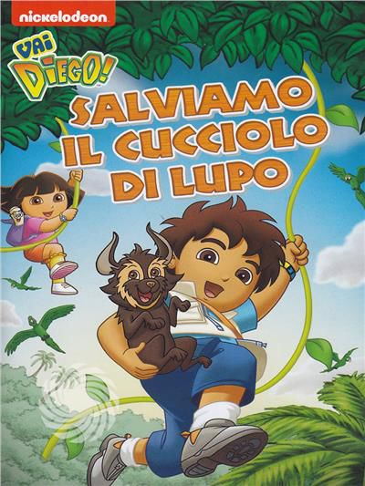 Vai Diego! - Wolf pup rescue - DVD - thumb - MediaWorld.it