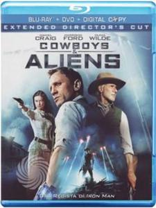 Cowboys & aliens - Blu-Ray - thumb - MediaWorld.it