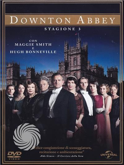 Downton Abbey - DVD - Stagione 3 - thumb - MediaWorld.it