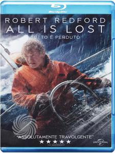 All is lost - Tutto è perduto - Blu-Ray - thumb - MediaWorld.it