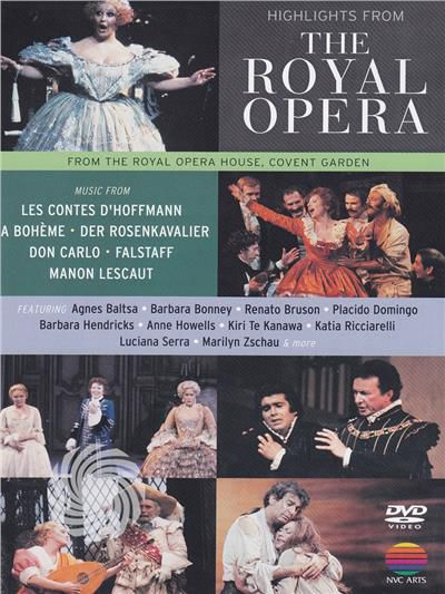 Highlights from The Royal Opera House - DVD - thumb - MediaWorld.it