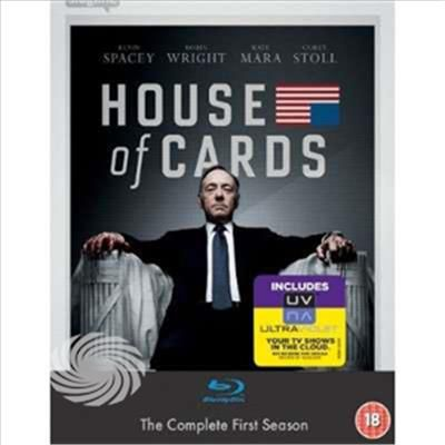 Tv Series-House Of Cards S1 Usa - DVD - thumb - MediaWorld.it