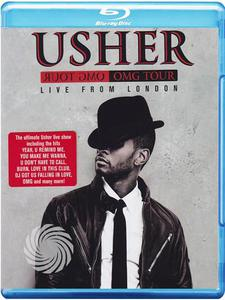 Blu-ray - World music Usher - Usher - OMG tour - Live from London - Blu-ray su Mediaworld.it