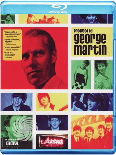 George Martin - Produced by George Martin - Blu-Ray - thumb - MediaWorld.it