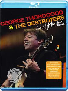 George Thorogood, The Destroyers - George Thorogood & The Destroyers - Live at Montreux 2013 - Blu-ray - thumb - MediaWorld.it
