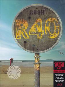 Rush - R40 - Blu-Ray - MediaWorld.it