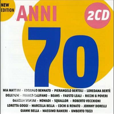I Grandi Successi: Anni 70 New Ed - Anni 70 New Edition - CD - thumb - MediaWorld.it