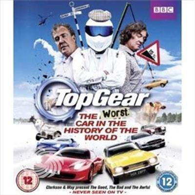 Top Gear The Worst Car In The Histor - Blu-Ray - thumb - MediaWorld.it