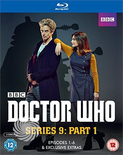 Doctor Who Series 9 Pt 1 - Blu-Ray - thumb - MediaWorld.it