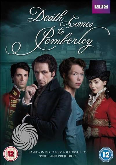 .-Death Comes To Pemberley - DVD - thumb - MediaWorld.it