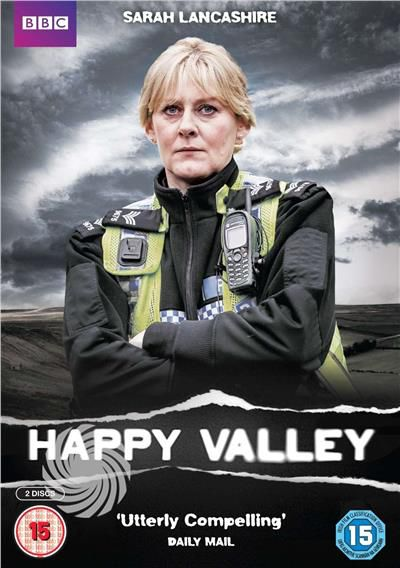 Tv Series-Happy Valley - DVD - thumb - MediaWorld.it