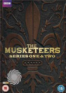 Musketeers Series 1 & 2 Complete - DVD - thumb - MediaWorld.it