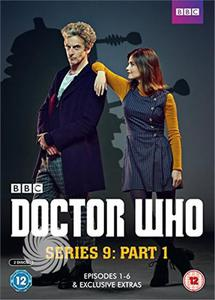 -Doctor Who Series 9 Part 1 - DVD - thumb - MediaWorld.it
