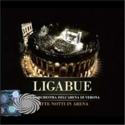 Ligabue - Sette Notti In Arena - CD - thumb - MediaWorld.it