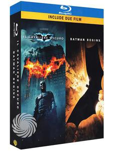 Il cavaliere oscuro + Batman begins - Blu-Ray - thumb - MediaWorld.it