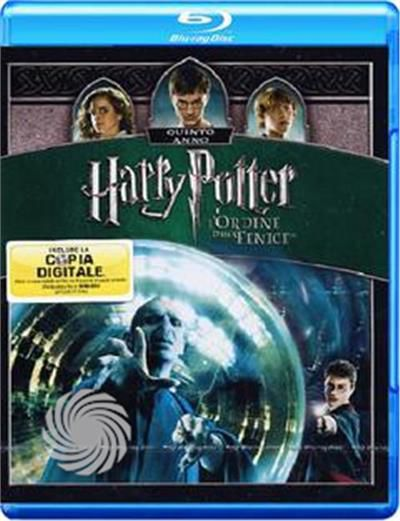 Harry potter e l'ordine della fenice - Blu-Ray - thumb - MediaWorld.it