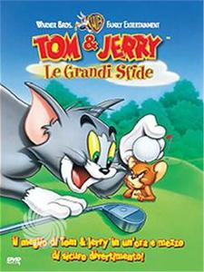 Tom & Jerry - Le grandi sfide - DVD - thumb - MediaWorld.it