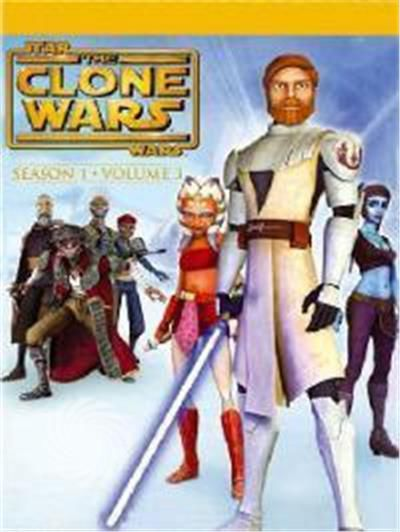 Star wars - The clone wars - DVD - Stagione 1 - thumb - MediaWorld.it