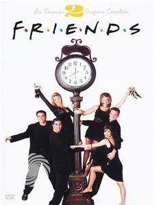 Friends - DVD - Stagione 2 - thumb - MediaWorld.it