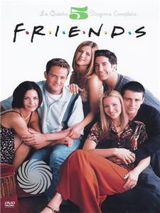 Friends - DVD - Stagione 5 - thumb - MediaWorld.it