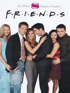 Friends - DVD - Stagione 8 - thumb - MediaWorld.it