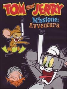 Tom & Jerry - Missione avventura - DVD - thumb - MediaWorld.it