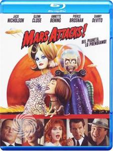 Mars attacks! - Blu-Ray - MediaWorld.it