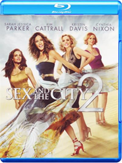 Sex and the city 2 - Blu-Ray - thumb - MediaWorld.it