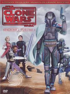 Star wars - The clone wars - DVD - Stagione 2 - thumb - MediaWorld.it