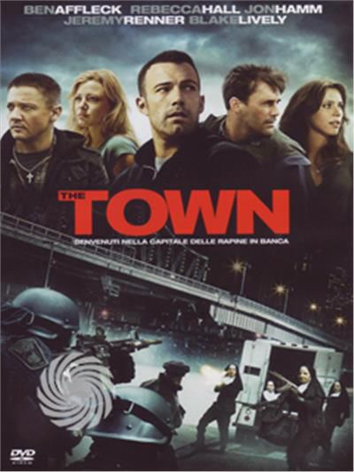 The town - DVD - thumb - MediaWorld.it