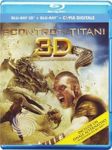 Scontro tra titani - Blu-Ray  3D - MediaWorld.it