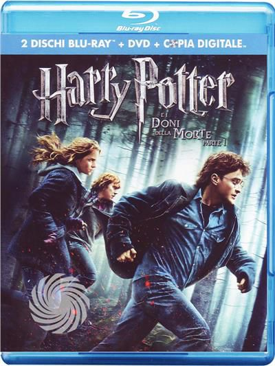 Harry Potter e i doni della morte - Parte 1 - Blu-Ray - thumb - MediaWorld.it