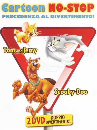 Cartoon no-stop - Precedenza al divertimento! - Tom and Jerry/Scooby-Doo - DVD - thumb - MediaWorld.it
